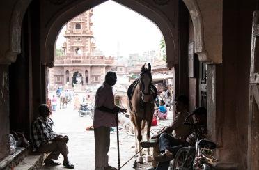 Jodhpur, Rajasthan India. September 2017