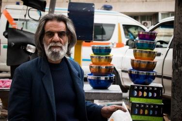 Tehran, Iran. March 2017